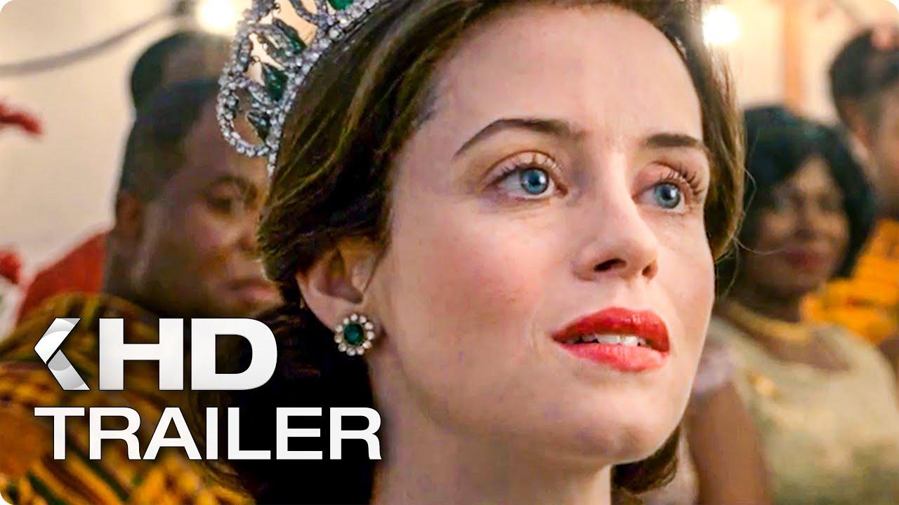 The Crown Trailer Deutsch