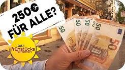 Wegen Lockdown: 250€ Einkaufsgutscheine bald für alle Deutschen? | SAT.1 Frühstücksfernsehen