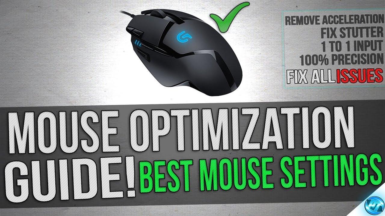 V Mouse Guide Mouse Optimization gui...