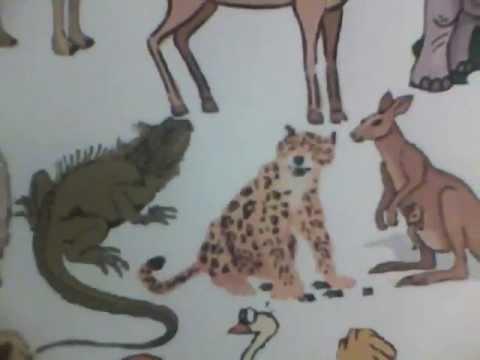 The Animal Alphabet with Geoffrey Giraffe movie poster