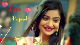 💝 Is Dil Ki Bas Ye Khwahish Thi Whatsapp Status Video 🌹 Love Proposal 😘Cute Couple 💝 Love Status