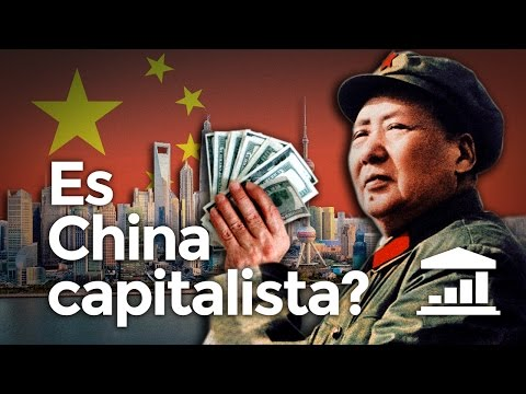 ¿Tiene CHINA un sistema CAPITALISTA? - VisualPolitik