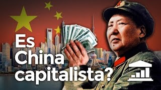 ¿Tiene CHINA un sistema CAPITALISTA? - VisualPolitik