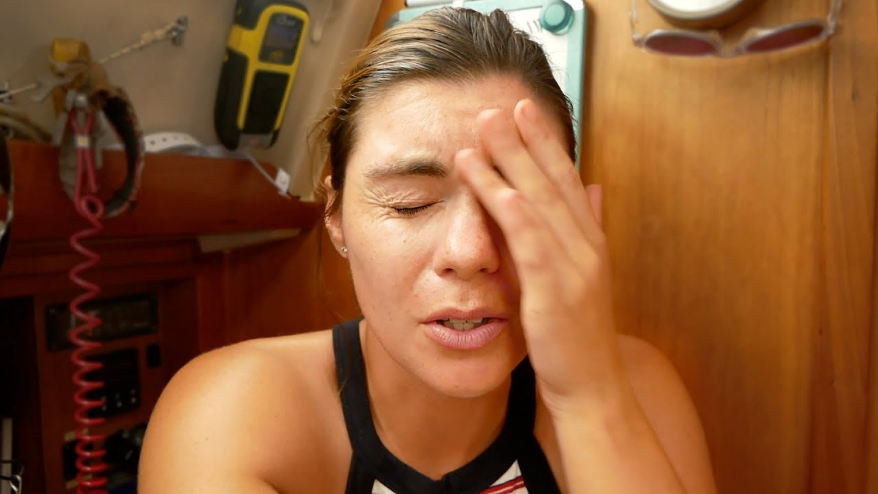 BOAT LIFE PROBLEMS: What's Gone Wrong This Time?! | Sailing Vlog 80 | Sailing Ruby Rose