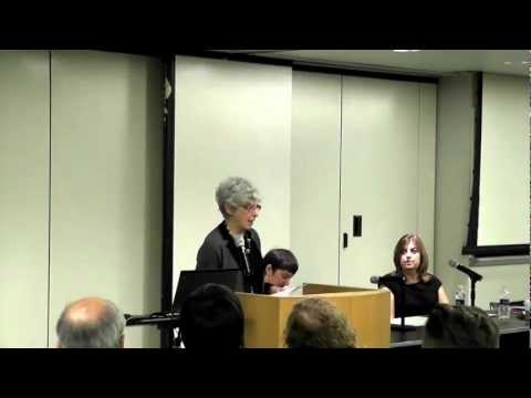 "Anne Norton and Joan Wallach Scott, ""Postcolonialism, Islam, and the West"" - Mellon Sawyer Seminar"