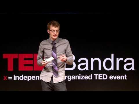 Stepping into failure: John Kilbane at TEDxBandra