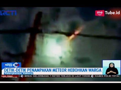 Detik-detik Meteor Eta Aquarid Melintas di Langit Indonesia - SIS 08/05