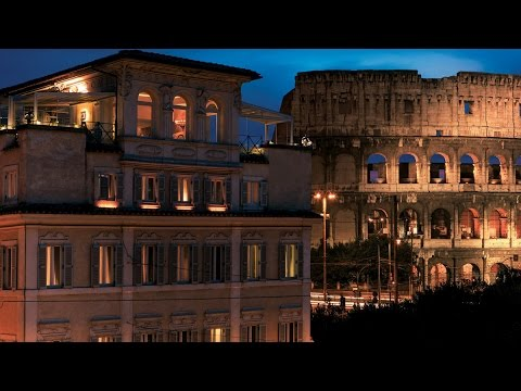 Hotel Palazzo Manfredi – Relais & Chateaux, Rome, Italy