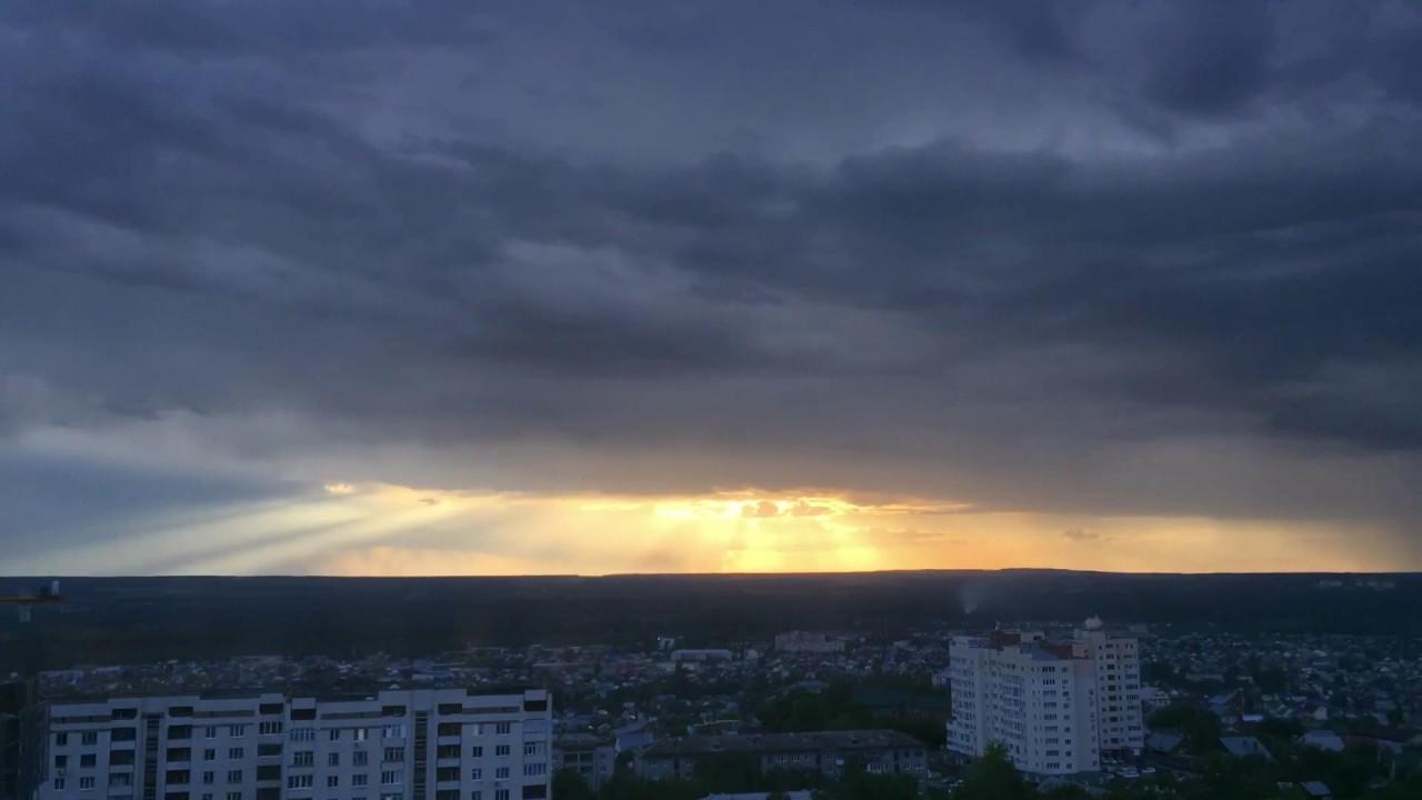 Восход и заход Солнца и Луны в городе Уфа (Башкирия)
