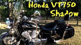 Тест-драйв | Honda VT750 Shadow  A.C.E.