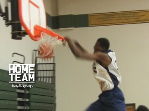 14 Year Old 6'10 Udoka Azubuike Is A Monster!! DUNKS Everything At E1T1 Best Of The Best Camp