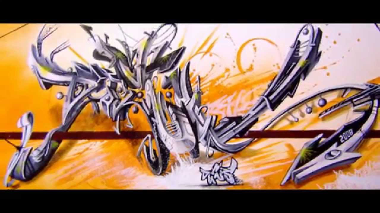 T Letter Wallpaper 3d Graffitis 3d Youtube