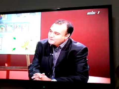 Interview of Dipa Chaudhuri on MBC1,national TV channel in Mauritius