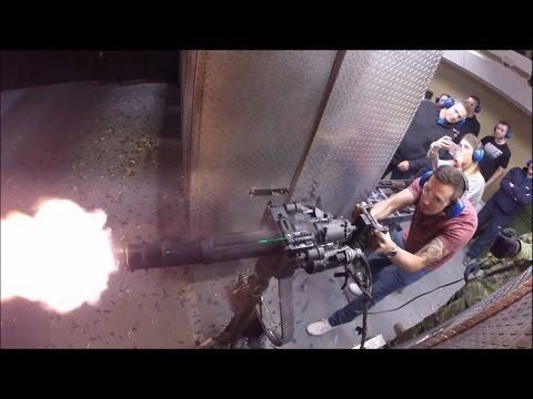 Battlefield Las Vegas Shooting Range