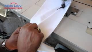 triple needle heavy duty kansai sewing machine tag 4294