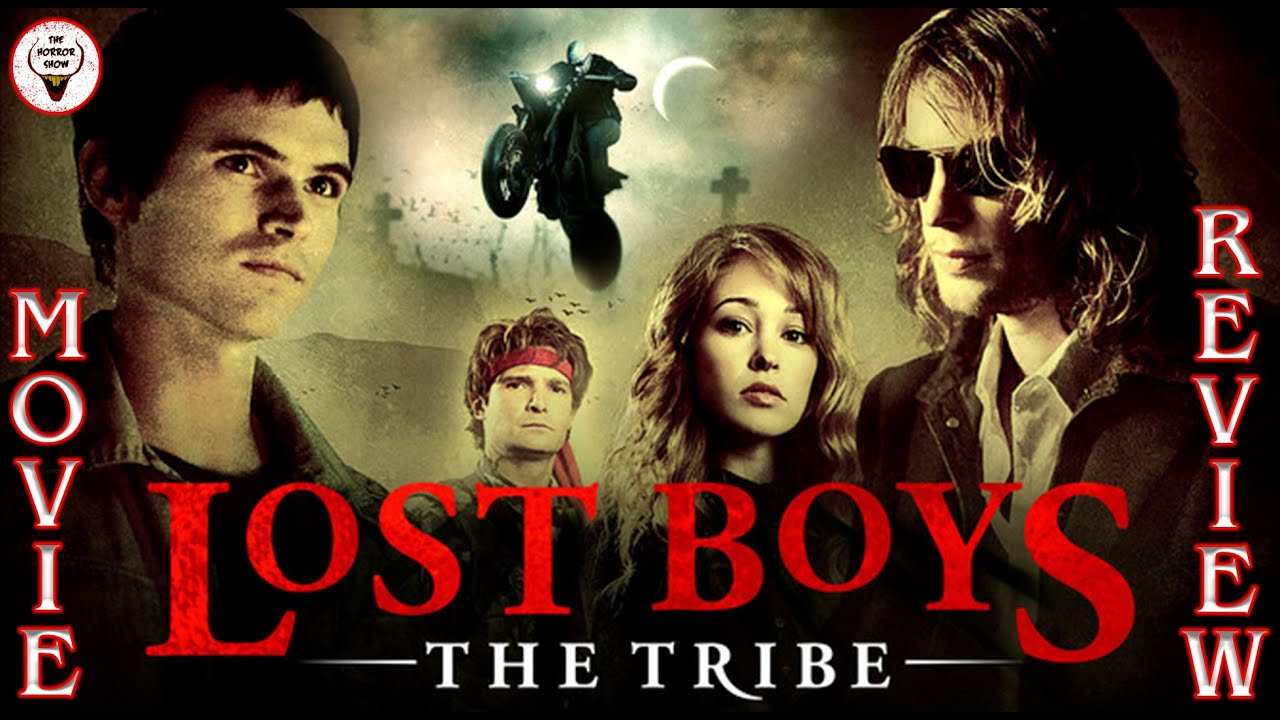 """Download """"The Lost Boys: The Tribe"""" 2008 Movie Review - The Horror Show"""