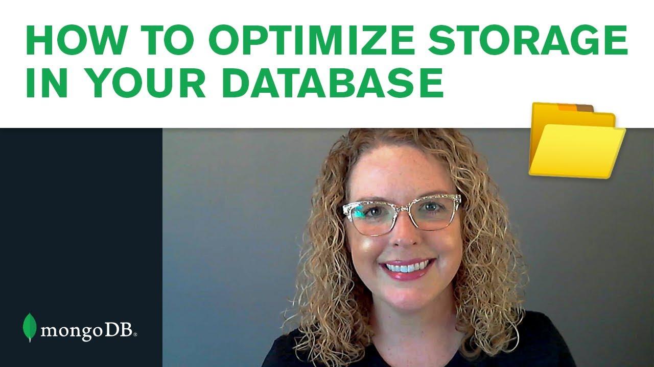 MongoDB - Optimize Storage Data