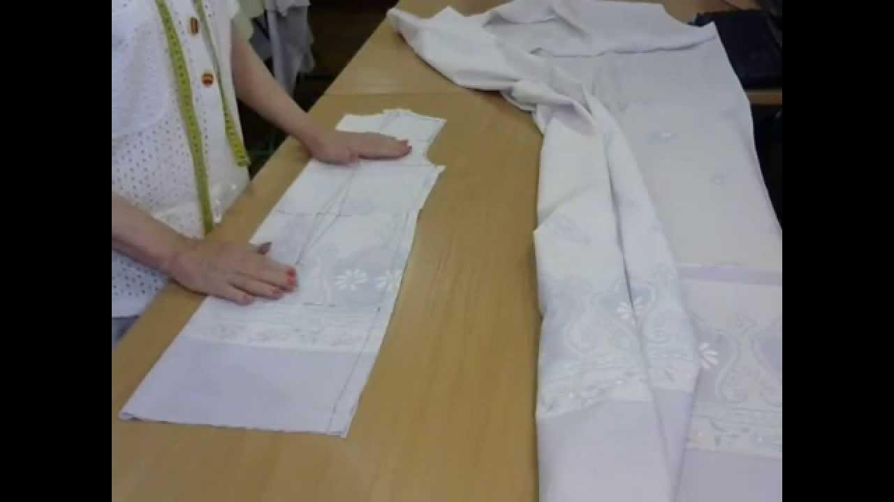 Базовая основа платья с татьяной роговой