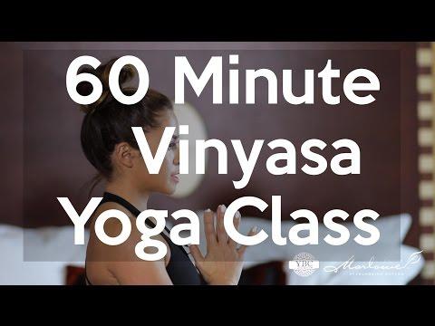 60 Minute Vinyasa Yoga Class