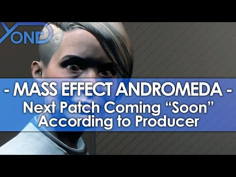 Next Mass Effect Andromeda Patch Coming