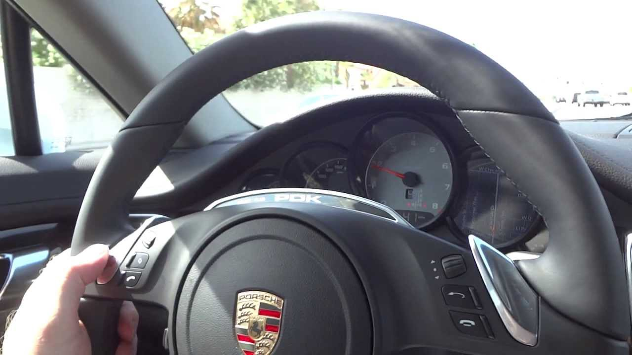 My Porsche Panamera S Test Drive Youtube