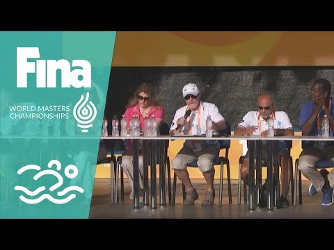 RE-LIVE - Open Water Day 1: Technical Meeting | FINA World Masters Championships 2017 - Budapest