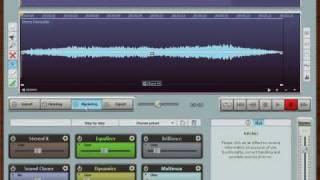 MAGIX Audio Cleaning Lab 16 Deluxe Tutorial Video