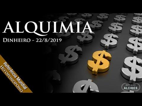 Alquimia - Dinheiro - Alcides Melhado Filho - 22-08-2019