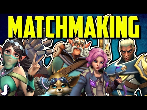 matchmaking characters