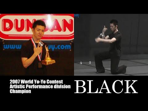ヨーヨー 世界チャンピオン BLACK / World Yo-Yo Champion BLACK