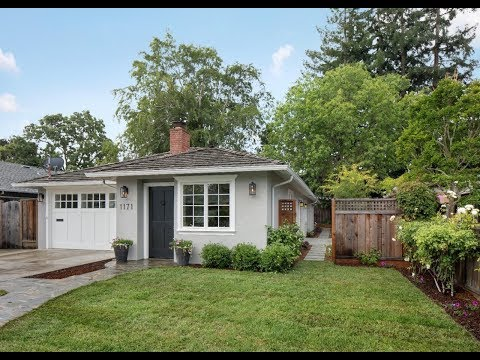 1171 Orange Ave, Menlo Park, CA 94025