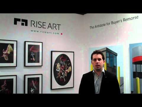 Art Rentals at London Art Fair 2012