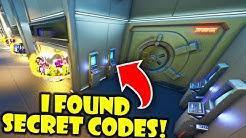 I Found ALL the Secret Codes in the NEW Fortnite Creative Hub!