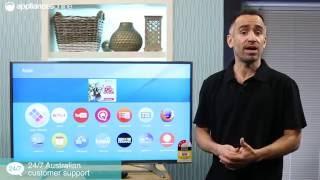 Panasonic TH-40DX600U 40 Inch 101cm Smart 4K Ultra HD LED LCD TV Overview - Appliances Online