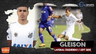 GLEISON do Carmo da Silva - Lateral Esquerdo - www.golmaisgol.com.br - P4 SPORTS