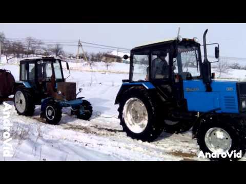 МТЗ 82, 80 Тракторы Беларус — Купить трактор Беларусь в