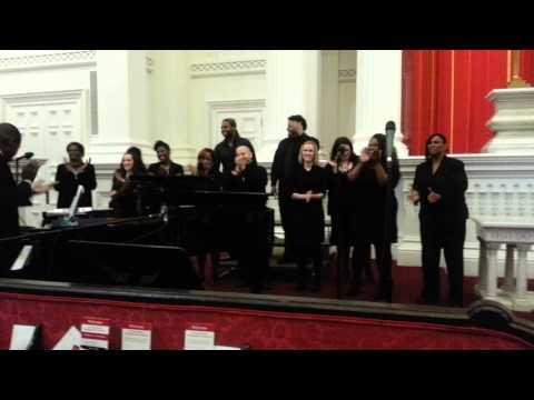 Westminster Jubilee Singers Alumni Choir At Arch Street Presbyterian Church