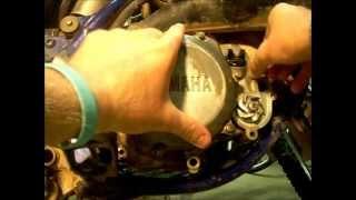 Yz85 Coolant Leak Fix