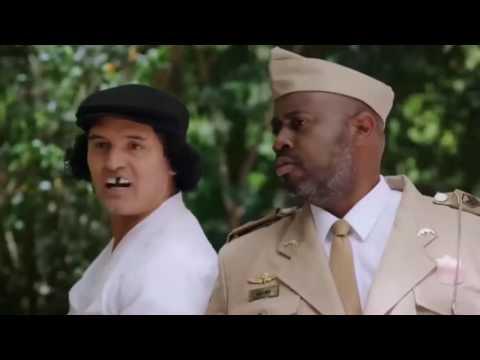 El humorista Hassam Gómez presenta su nueva película: Agente Ñero Ñero 7