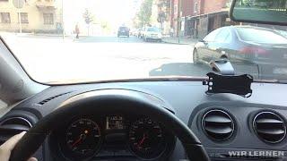 Autofahren lernen A02: Erste Autofahrt