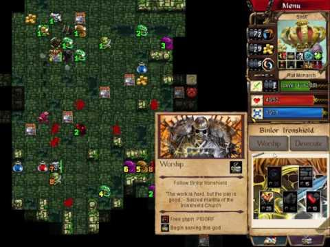 Desktop Dungeons: Naga City, Rat Monarch