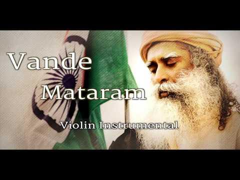 Vande Mataram - Violin Instrumental | Ft. Aneesh Vidyashankar | Independence Day