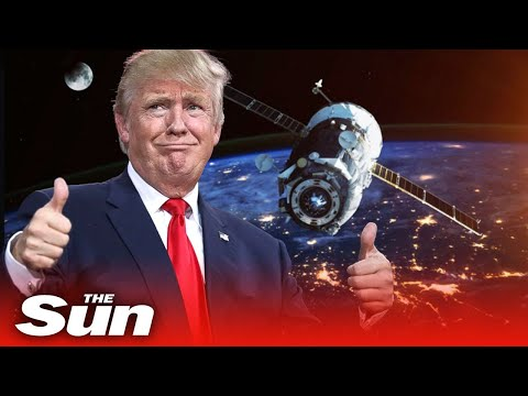 Donald Trump launches 'Space Force' a $738 bn defence bill to boost US military superiority in space