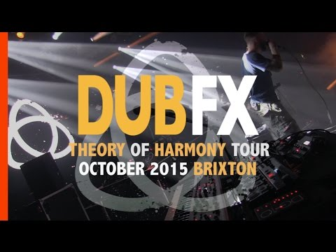 Dub FX Live: Theory of Harmony tour (full show), October 2015.