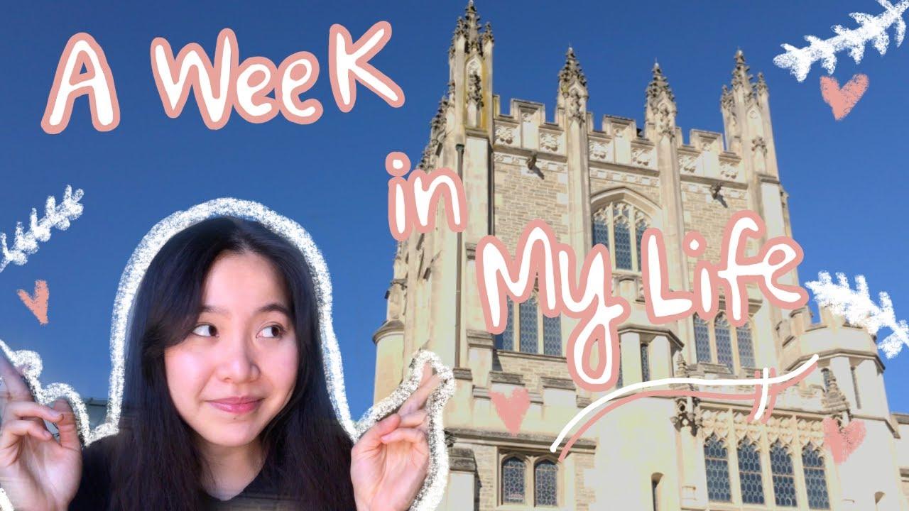 College Week in My Life as a Neuroscience Student   Digital Diaries 01
