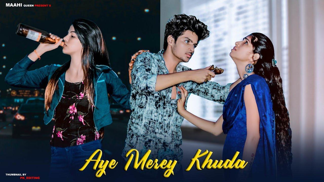 Aye Merey Khuda Tu Itna Bata | Emotional Love Story | Sahir Ali Bagga | Maahi Queen | Sad Song 2020