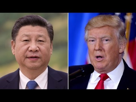 Trump agrees to honor 'One China' policy