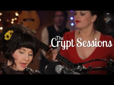 Katzenjammer - I will dance (when I walk away) // The Crypt Sessions mp3