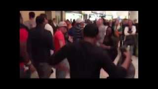 WWE Fans Singing & Dancing To Fandango