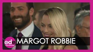 Stars praise Margot Robbie at Birds of Prey premiere
